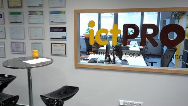 Školicí centrum ICT Pro v Brně nabízí zákazníkům veškerý komfort