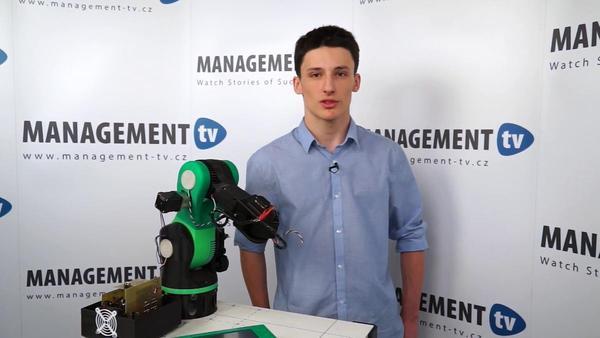 Na VOŠ a SPŠE Plzeň se učíme vyrábět technologie pro průmysl i domácnost