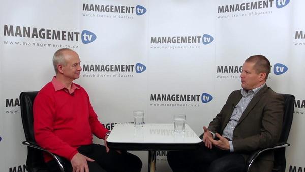 Miroslav Krček v Management tv: Principy létání učí manažery i týmy rychlé orientaci a efektivní komunikaci