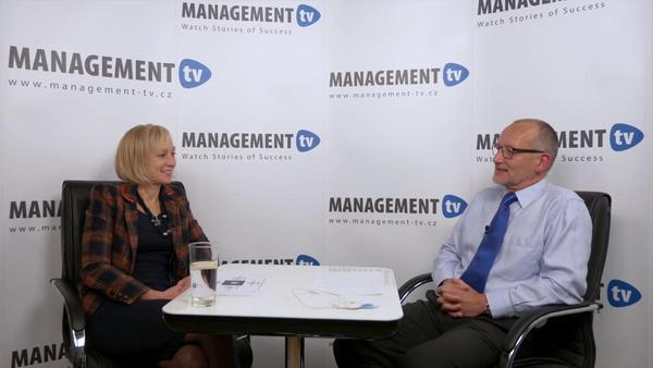 Lenka Čadová v Management tv: Firstbeat technology - unikátní technologie pro práci s vlastní energií