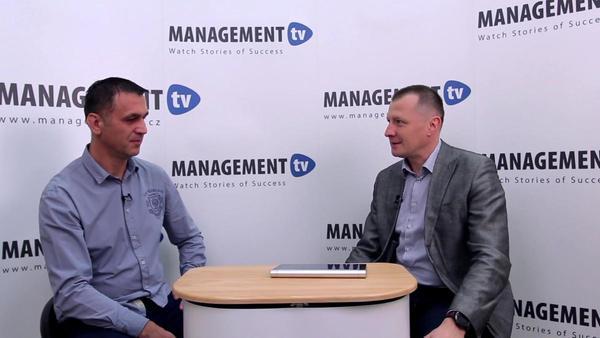 Peter Bača v Management tv: Metody trvalého zlepšování nám pomohly zlepšit procesy i lidské vztahy