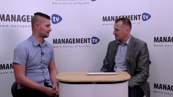 Patrik Sopko v Management tv: Lean metody nám neustále otevírají oči