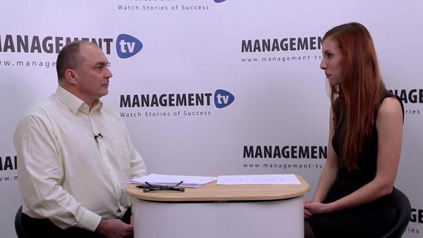 Tomáš Kubík v Management tv: Metoda TWI nám pomohla rychle proškolit velké množství nových zaměstnanců