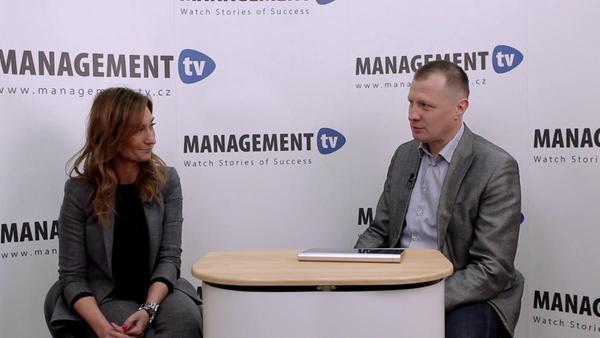 Michaela Klesnarová v Management tv: Změna se nedá dělat z centrály, musíte umět zapojit i lidi v týmech