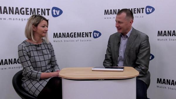 Markéta Šimáková v Management tv: Chceme inspirovat firmy v trvalém zlepšování jejich procesů i práci s lidmi