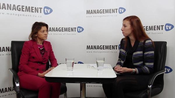 Jana Abdallová v Management tv: Naším cílem je poskytovat ucelené manažerské vzdělávání