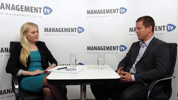 Kateřina Reiblová v Management tv: Pojišťovací makléř je prestižní povolání s osobním přístupem ke klientům