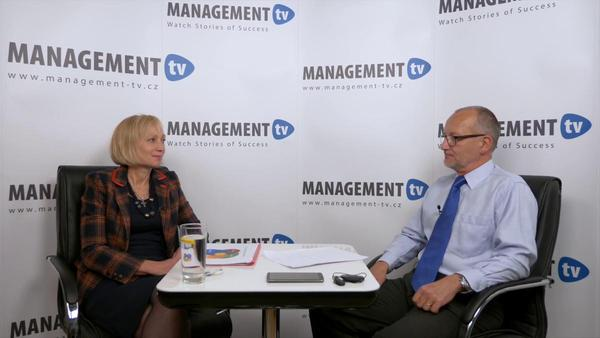 Lenka Čadová v Management tv: HRV biofeedback – novinka v osobním rozvoji posílí mentální i fyzické zdraví