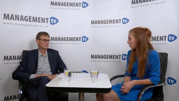 David Brož v Management tv: Firemní kultura se dá měřit, jen musíte mít vhodný nástroj