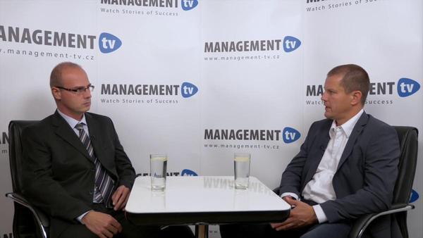 Robert Němeček v Management tv: Základní faktory ovlivňující úspěšnost change managementu