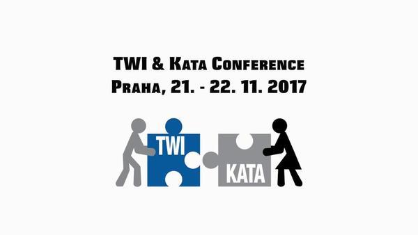 Zúčastněte se TWI & Kata Conference od společnosti DMC management consulting