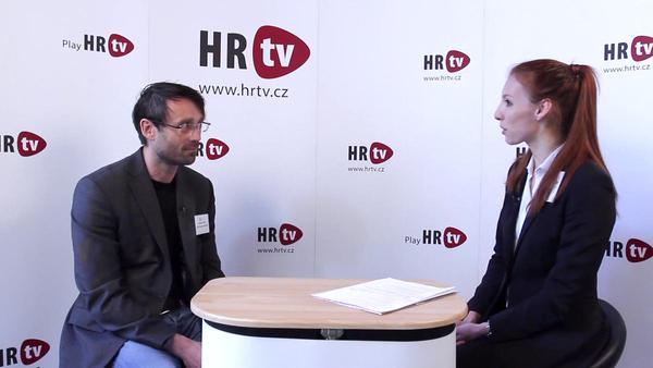 Štěpán Lukeš v HR tv: Jak funguje nový performance management v IBM?