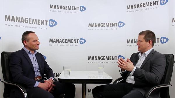 David Fojtík v Management tv: Byznys i horolezectví mají dvě společné věci – cíl a překážky