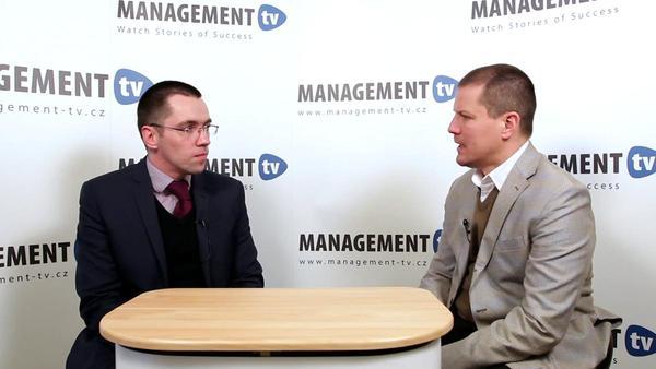 Pavel Zámyslický v Management tv: Možnosti sladění zájmů evropské energetické unie