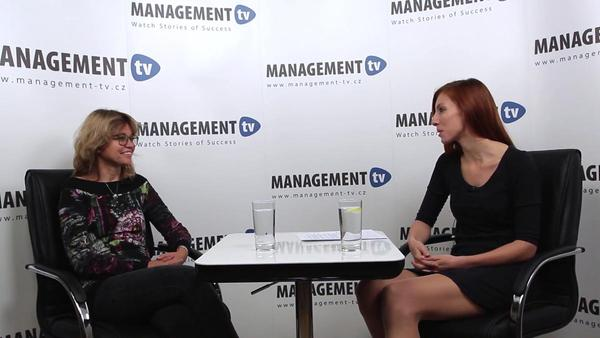 Iva Kubišová v Management TV: Inovace a rozvoj technického vzdělávání v oblasti svařování plastů