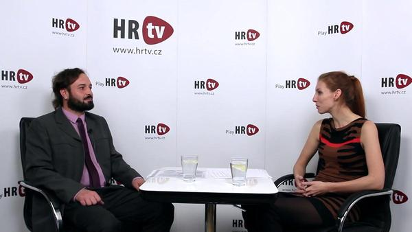 Karel Janoušek v HR tv: Naučte se ovládat své dovednosti v cizím jazyce přirozenou cestou