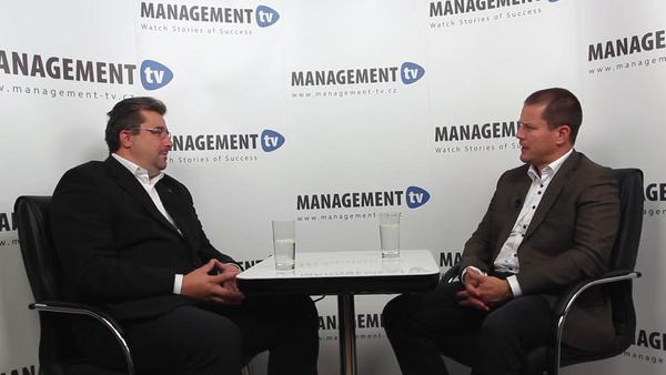 Pavel Makovský v Management TV: Výhody mezinárodně uznávaného MBA studia