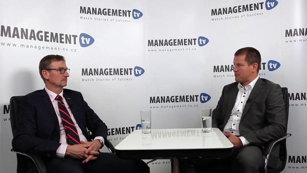 David Brož v Management TV: O firemní kultuře a jejím vlivu na výkonnost firmy