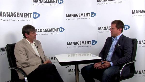 Ludvík Filip v Management TV: Vyšší obrat není ekvivalentem zvyšování efektivity