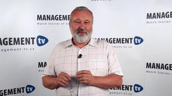 Profil Jana Holeyšovského - lektora, kouče, školitele a psychologa společnosti Almakon