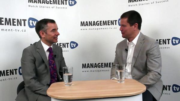 Jan Sadil v Management TV: Konzistentnost týmů nám pomáhá držet se mezi jedničkami na trhu