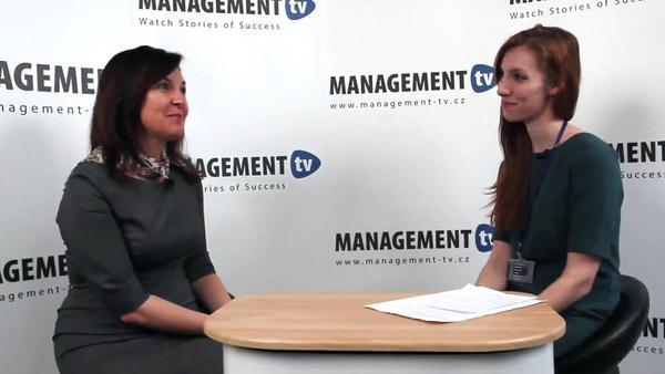Martina Vašířová v Management TV: Jak vybírat talenty do náročných odborných profesí