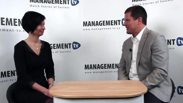 Erika Vorlová v Management TV: Leadership v době energetické (r)evoluce