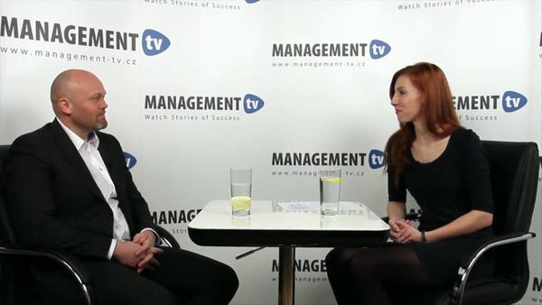 Daniel Pristach v Management TV: Lze práci člověka nahradit algoritmem?