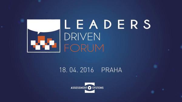 Leaders Driven Forum: Co skutečně dělá lídra lídrem a pomáhá firmě se rozvíjet?