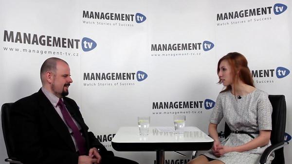 Miroslav Candra v Management TV: Program Ready Worker pomáhá získat kvalifikovanou pracovní sílu výrobním firmám