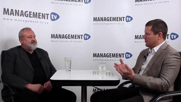 Jan Holeyšovský v Management TV: Zapojte zaměstnance do rozhodovacích procesů