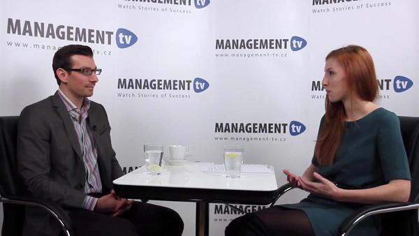 Blake Wittman v Management TV: Kandidát je zákazník - vybírá si. Čím ho zaujmete?
