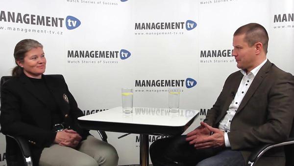 Marie Jakešová v Management TV: Etické chování zvyšuje sebevědomí, odolnost a sebeúctu