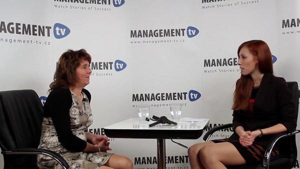 Kateřina Kufová v Management TV: Zvyšování pozornosti a soustředění pomocí metodiky World of Brain