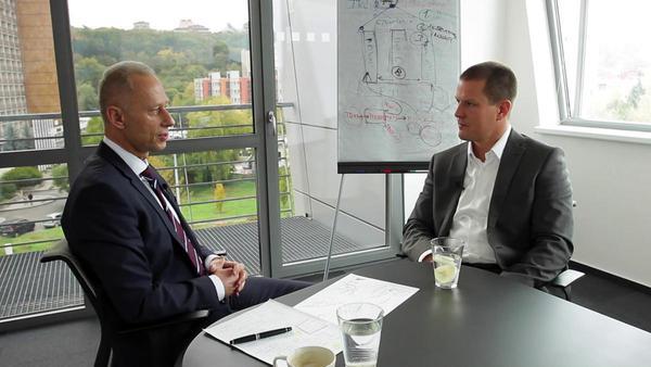 Radoslav Tesař v Management TV: Důležitý je výsledek, nikoliv cesty, které k němu vedou