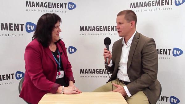 Miroslava Schichová v Management TV: Stávající prioritou je nyní rozvoj středního managementu a klíčových lidí