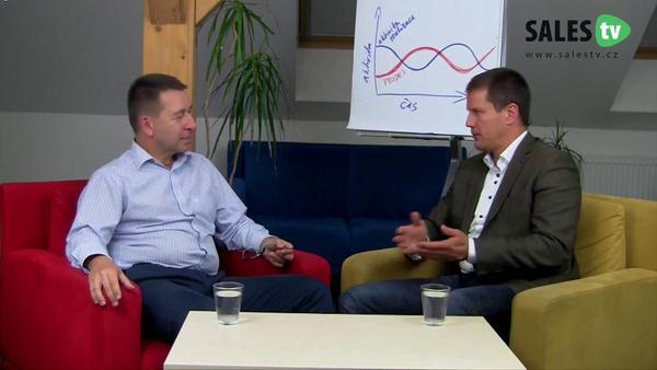 Martin Kalenda v Sales TV: Nebezpečí zvané Sales Wurst, aneb Udělejte z odborníků zároveň dobré obchodníky