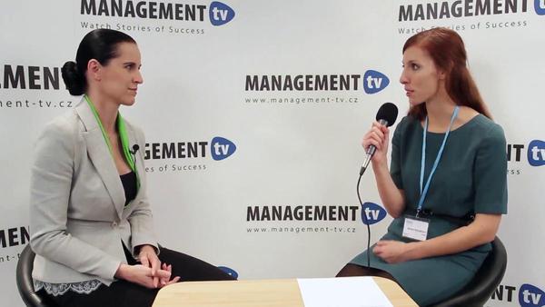 Dana Maria Staňková v Management TV: Mladí lidé jsou přidanou hodnotou byznysu, kterou je třeba podporovat