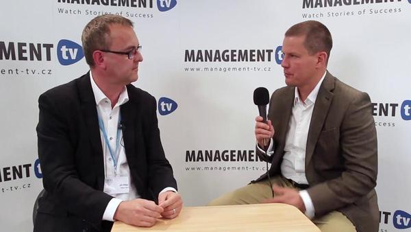 Jiří Ritter v Management TV: HR byznys partner musí znát lidi uvnitř firmy i venku