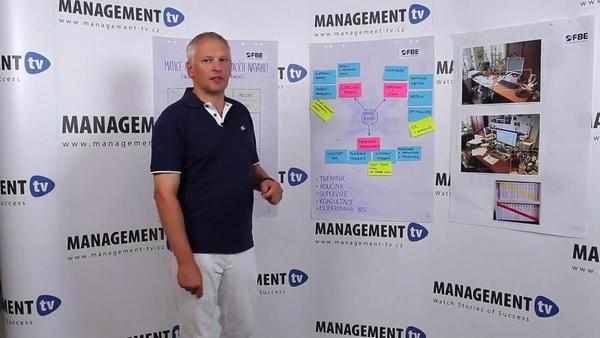 Profil Tomáše Marka - lektora společnosti FBE