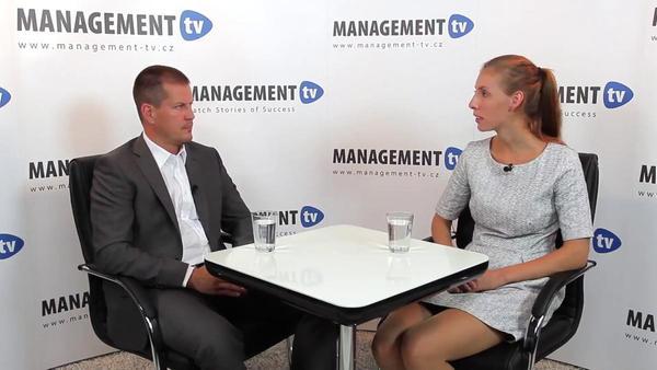 Michal Kankrlík v Management TV: Pomáháme firmám maximalizovat jejich obchodní potenciál