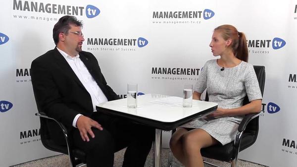 Pavel Makovský v Management TV: Doplňkové vzdělávání je základem úspěchu