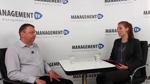 Vilém Patloka v Management TV: Co přináší Lean Six Sigma firmám?