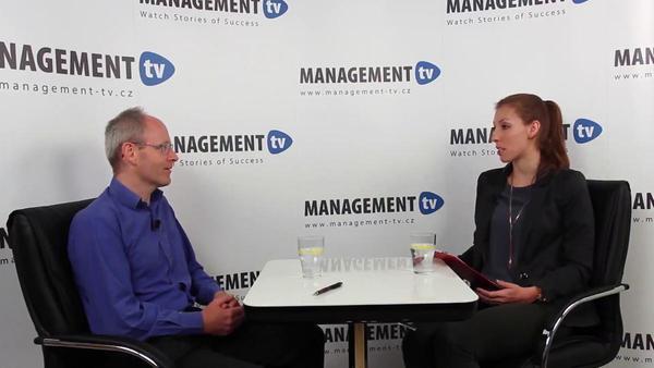 Martin O'Malley v Management TV: Pomáháme klientům vytvářet vlastní hodnoty