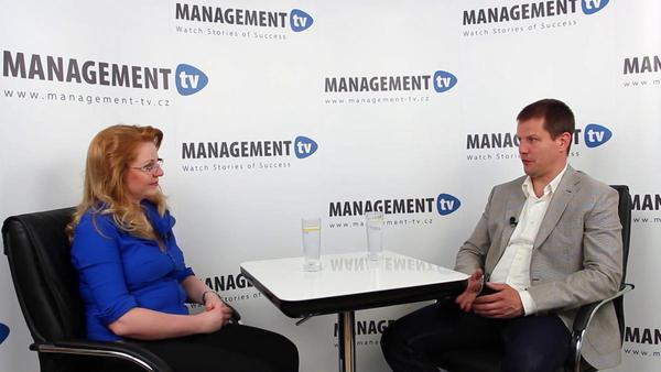 Anna Tvrzníková v Management TV: Cílem je problém neřešit, ale vyřešit