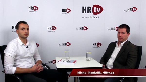 Josef Kadlec v HR tv: Dnešní náboráři se musí chovat jako marketéři a umět pracovat s daty